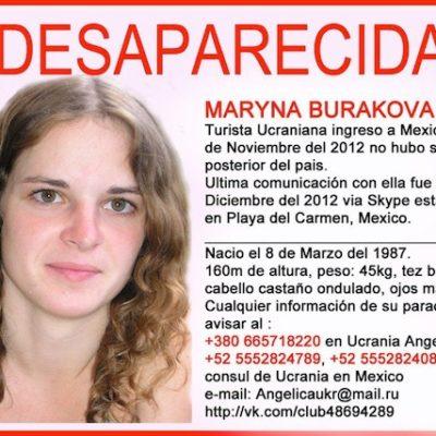 Solicita Yucatán ayuda a QR para hallar a turista ucraniana desaparecida tras muerte de su esposo