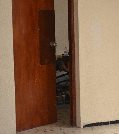 Con una bolsa sobre la cabeza, hallan a colombiano muerto y en descomposición en la SM 24 de Cancún