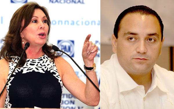 Cuestiona PAN programas electoreros de Borge; corre el riesgo de ser acusado de compra de votos, le advierten