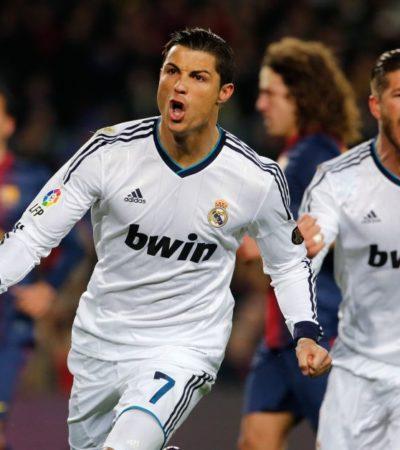 EL REY DESNUDO EN EL CAMP NOU: El Real Madrid despedaza al Barsa