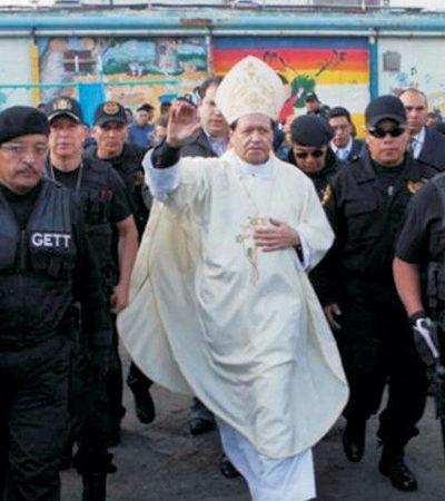 Se pronuncian contra participación de Cardenal Rivera en cónclave para elegir Papa por encubrir a cura pederasta