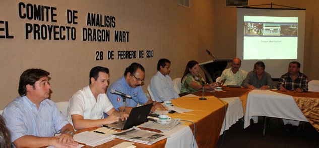 Opacidad y omisiones, las críticas de ambientalistas al 'Dragon Mart' durante sesión del Comité de Análisis