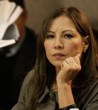 RUEDA LA CABEZA DE LUDIVINA: Cesan a la polémica delegada de Profepa en QR vinculada a las irregularidades del 'Dragon Mart Cancún'