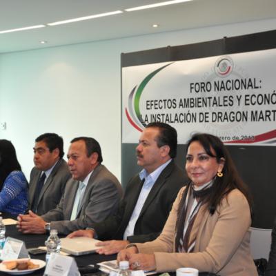 LE METEN PRESIÓN AL 'DRAGON MART': Documentan en Foro Nacional historial de irregularidades y omisiones del polémico proyecto chino en Cancún; demandan intervención de autoridades federales