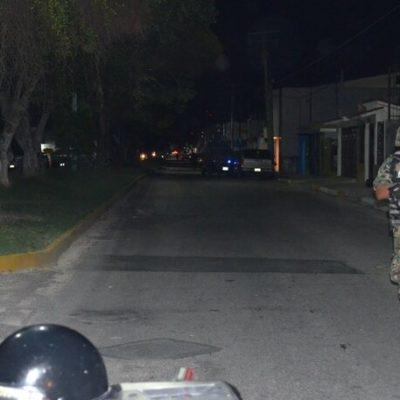 Captura la Armada en Chetumal a Carlos Cabañas Catzín, 'El Monstruo', principal líder del narcotráfico en el sur de QR; otros 3 detenidos en espectacular operativo