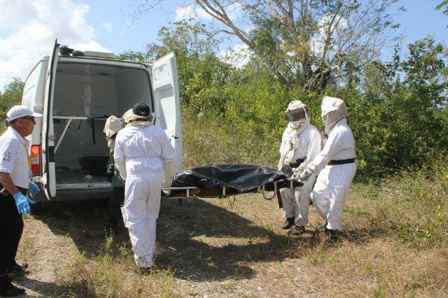 Por extrangulamiento, el asesinato de joven secuestrado en Bacalar