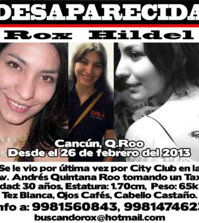 Sigue búsqueda de Roxana Hildel Buendía, locutora de Pirata FM, reportada desaparecida tras abordar un taxi en City Club de Cancún