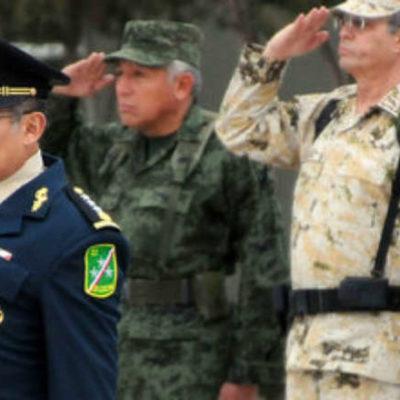 El caso del General Moisés García Ochoa, bloqueado por EU por sospechas de tener nexos con el narco