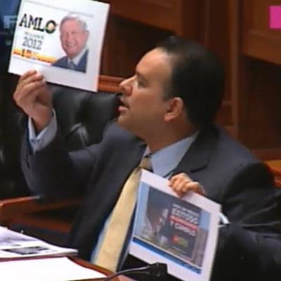 DE REVERSA: Aprueban en el IFE devolver a la Unidad de Fiscalización informe de gastos de campaña del 2012