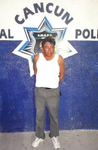 Detienen a hombre por violar a su hijastra de 12 años en la Región 236