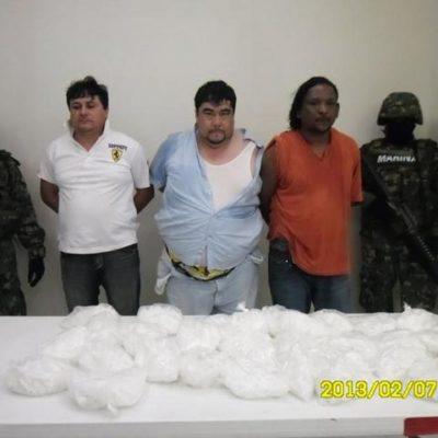 Dan formal prisión al narco Carlos Cabañas Catzín en Chetumal
