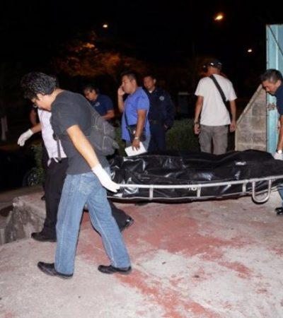 Asesinan a una mujer en el complejo deportivo 'Kuchil Baxal' de Cancún; se trataría de una ex policía