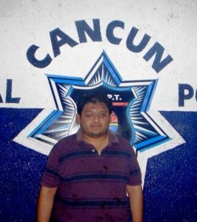 Consignan a maestro que pretendía abusar de una alumna de 13 años en Cancún