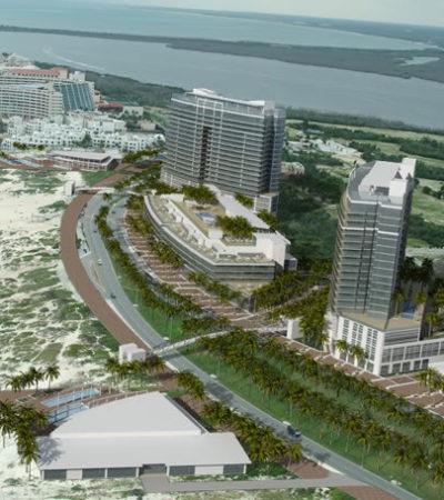'CAMBALACHE' EN ZONA HOTELERA: Permuta Fonatur predios de 'La Herradura' a Bi&Di por otros en Malecón Tajamar para terminar pleito con inversionistas
