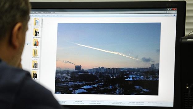 Cientos de heridos en Rusia por la caída de un meteoro; es el mayor de los últimos 100 años: NASA