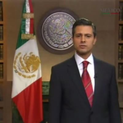 Dice Peña Nieto que irá 'hasta las últimas consecuencias' en proceso contra Elba Esther