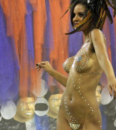 Las musas anónimas de los carnavales de Brasil
