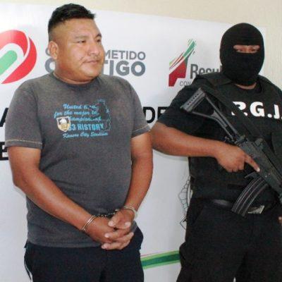 Detienen a policía que en sus ratos libres se dedicaba a robar farmacias y tiendas en Chetumal