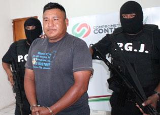 Envían a prisión a policía ladrón en Chetumal