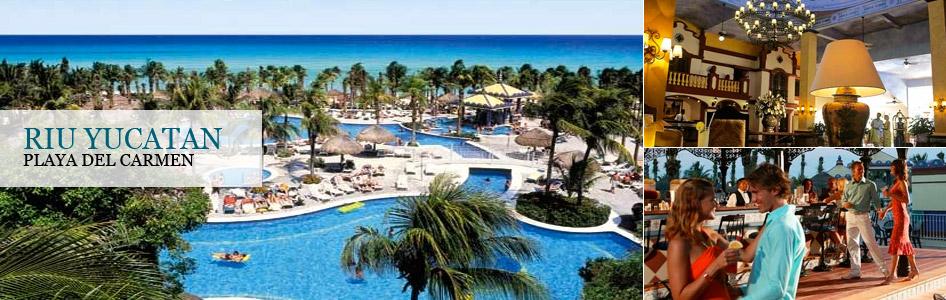 Por adeudo al fisco por más de 155 mdp, embarga el SAT hotel Riu Yucatán en Playa del Carmen