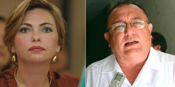 CAMBIOS EN EL GABINETE DE BORGE: Destituyen a Eduardo Patrón Azueta de Educación para resucitar a la felixista y ex dueña de 'table' Sara Latife Ruiz Chávez; Sauri Galué al IAPQROO