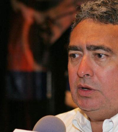 """NO DECLINO, NI DECLINARÉ"": Desmiente Mendicuti renunciar a la candidatura priista a la gubernatura de Quintana Roo; seguirá hasta el final, dice"