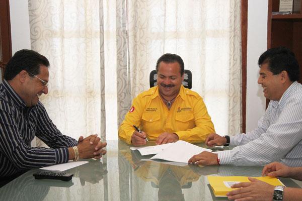 Tendrá BJ recursos por 78 mdp para seguridad en 2013