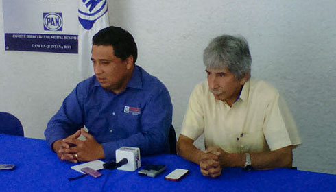 Exhibió TEPJF a consejeros del Ieqroo en su intención de favorecer al PRI-Gobierno, afirman PAN y PRD