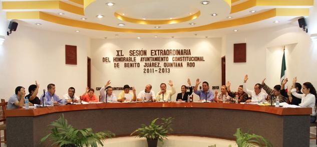 Aprueba Cabildo análisis para posible concesión del servicio de limpia en Cancún