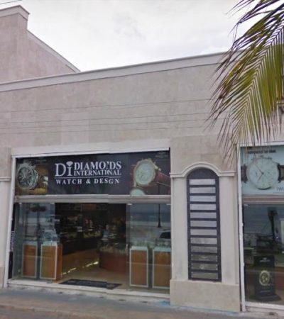 Investigan declaración sobre presunto autorobo de la joyería 'Diamonds International': que contrataron a la banda de 'El Mazo'