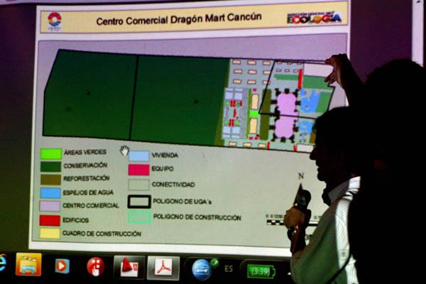 Pretenden promotores del 'Dragon Mart' comenzar a construir proyecto en 10 días
