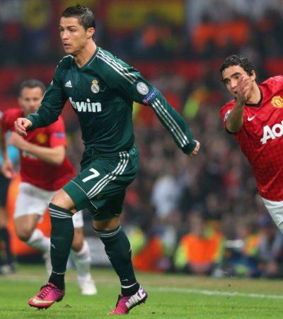 Elimina Real Madrid al Manchester United y avanza a cuartos de final en la Champions