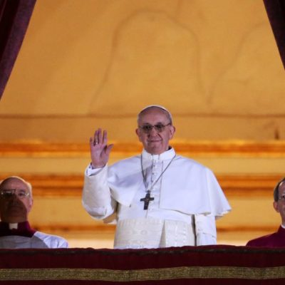 ELIGEN AL NUEVO PAPA: El argentino Jorge Mario Bergoglio es el sucesor de Benedicto XVI y se hará llamar 'Francisco'