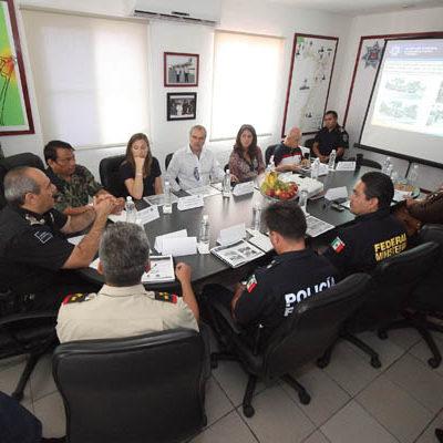Avalan cónsules eficacia del operativo 'springbreakers' 2013 en Cancún