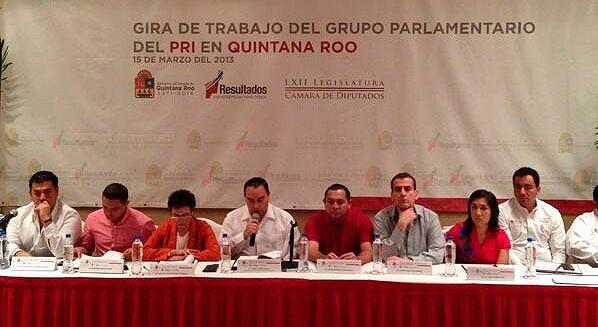"""BUSCA BORGE 'ABRIGO' FEDERAL: Se queja Gobernador de """"campaña de desprestigio"""" y declara rotas relaciones con el Alcalde Julián Ricalde hasta que lo respeten"""