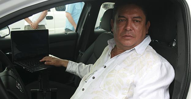 Ejecución de líder taxista, asunto personal: Oliver Fabro; Ejército investiga al gremio, admite dirigente en Cancún