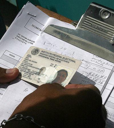 ELECCIÓN, A PRUEBA: Pondrán sobre la mesa del Pacto por México la controversia por 'turistas electorales' del PRI en QR