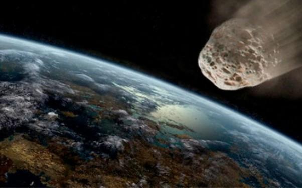 Rezar, lo único que se puede hacer en caso de que un asteroide se dirija a la Tierra, recomienda la NASA