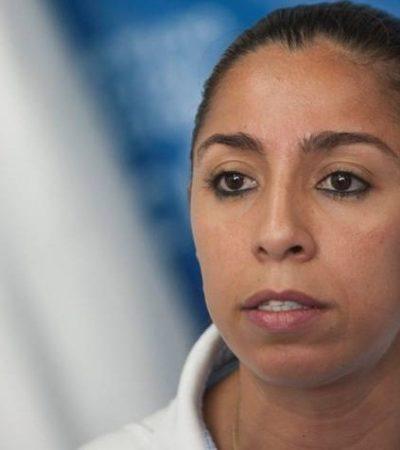 DA TRIBUNAL REVÉS A MARYBEL: Invalida el TEPJE dictamen del Teqroo que obligaba al PRD a aceptar a ex panista como precandidata en Cancún