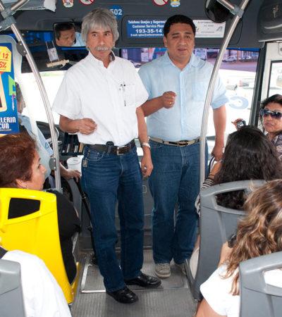 """Repudian PAN y PRD alza no autorizada al transporte: """"es una puñalada por la espalda"""""""