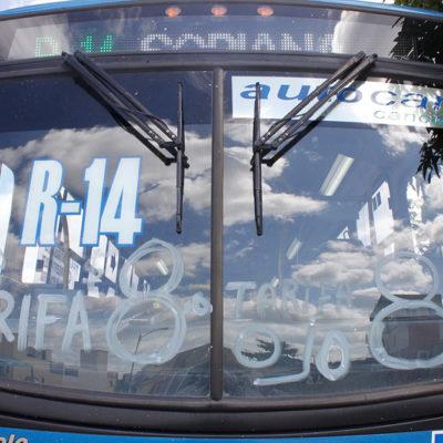 """POLÉMICA POR ALZA AL TRANSPORTE: Amanece Cancún con aumento del pasaje de $8 y hasta $10.50 hacia la Zona Hotelera; rechaza Alcalde exista autorización, denuncia """"albazo"""" y anuncia que revertirán incremento"""