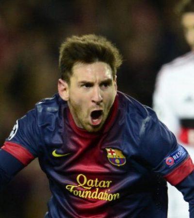 VOLTERETA: Derrota el Barsa 4-0 al Milán y consigue su pase a los cuartos de final de la Champions