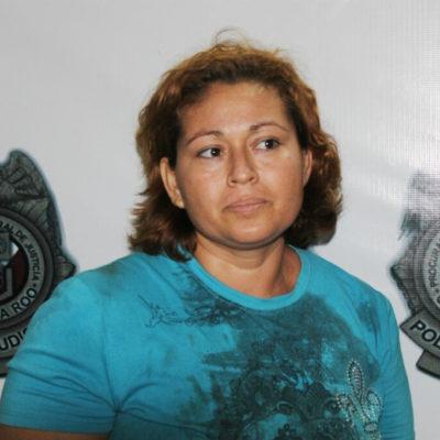 Confiesa concubina asesinato a puñaladas de Ministerio Público en Cancún