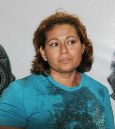 Ahora se dice inocente mujer acusada de matar a su pareja, un agente del MP