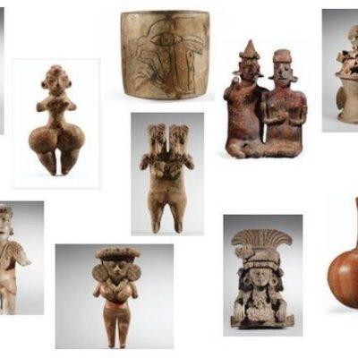 Exige México a Sotheby's suspenda subasta de artefactos precolombinos
