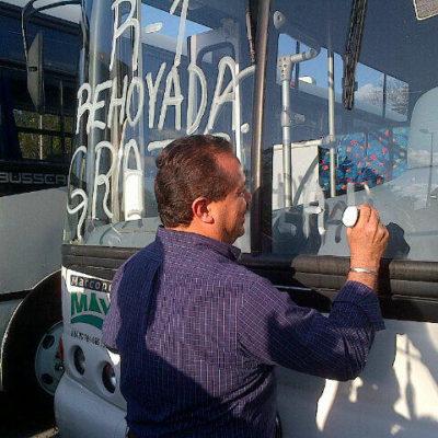 ATAJAN 'MADRUGUETE' EN JUEVES SANTO: Confirma Cabildo ilegal alza al transporte en Cancún y ratifica tarifas de $6 y $8.50 en Zona Hotelera; contratan 30 camiones para dar servicio gratuito