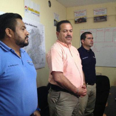 Sale Jorge Aguilar Osorio de Servicios Públicos de Cancún en busca de candidatura por la alianza PRD-PAN