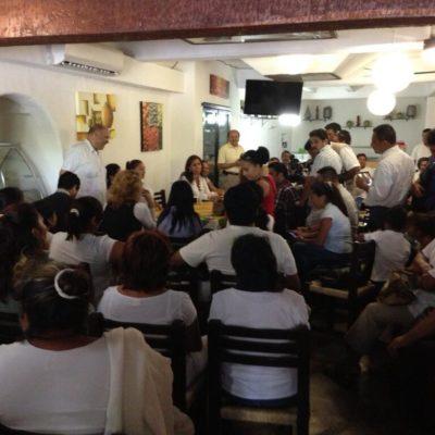 """Tras renunciar a 3 partidos en los últimos años, Marybel Villegas se define """"militante"""" de Cancún y anuncia que buscará candidatura a la Alcaldía"""
