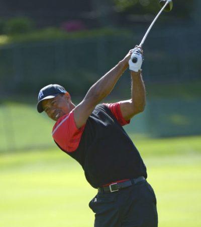 Regresa Tiger Woods al número 1 de la clasificación mundial del golf