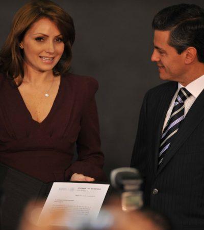 Aterriza 'La Gaviota' en el Consejo Consultivo del DIF; aclaran que no tendrá salario